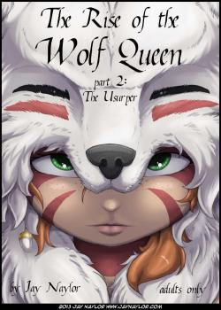 [Jay Naylor] The Rise of the Wolf Queen 2